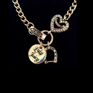 Juicy Couture • Lady Juicy Necklace